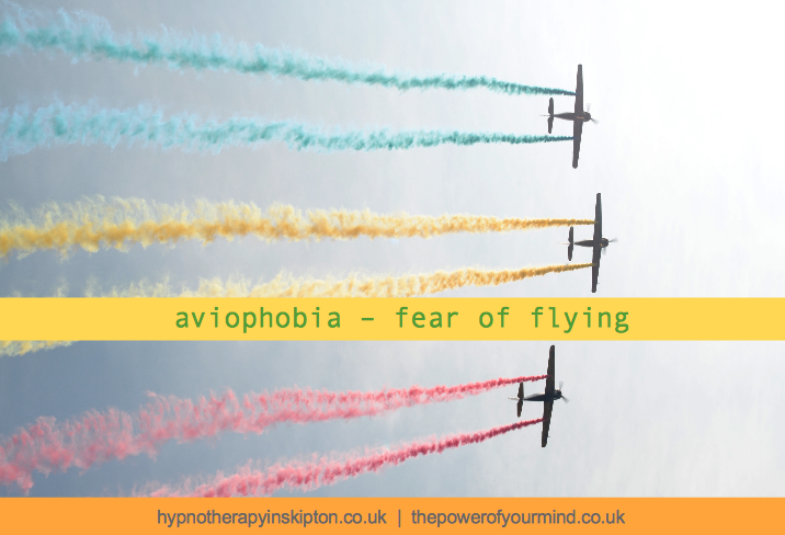 Aviophobia Fear of flying